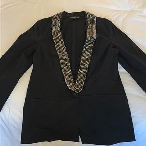 Jackets & Blazers - Blazer with studs